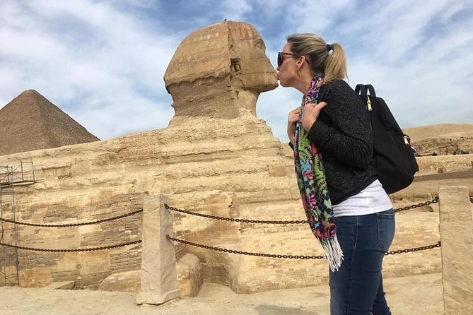 Day tour with Guide to Giza Pyramids