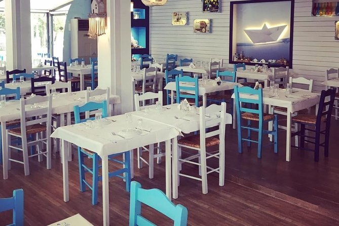 All Inclusive.!! Traditional Greek SeaFood in A local restaurant photo 1