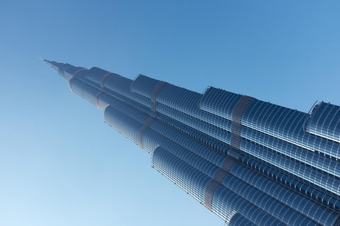 Great walking tour Dubai