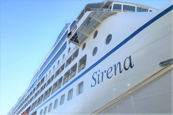Private transfer, Oceania Sirena, Venice cruise terminal, Marco Polo airport photo 1
