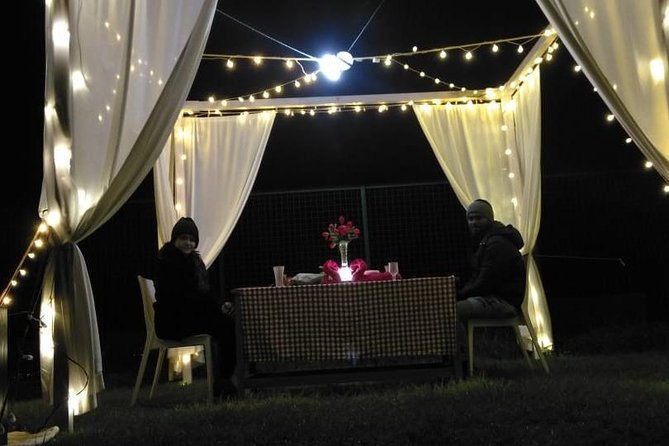 Outdoor Candle Light Dinner photo 1