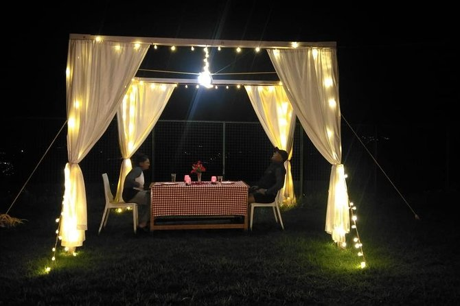 Outdoor Candle Light Dinner photo 6