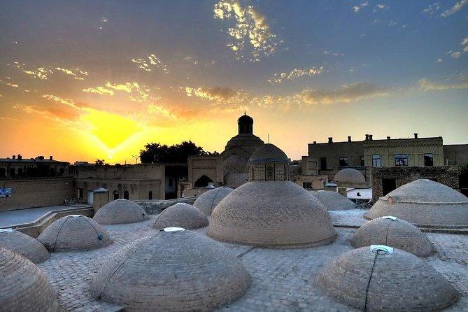 Trade Domes