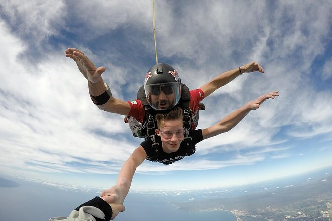 Tandem Jump Skydive + Photos and Video