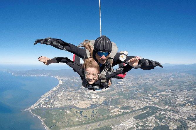 Tandem Jump Skydive Full