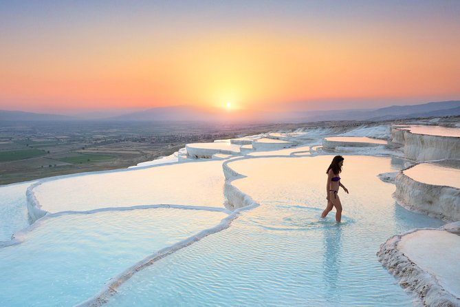 private pamukkale tour for family or group up to 12 people