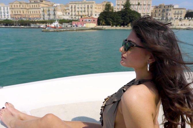 Boat Tour Ortigia Island - All Inclusive