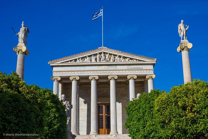 Athens Half Day Sightseeing Tour by luxury minivan photo 3