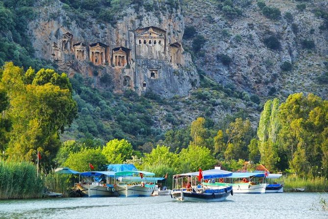 Dalyan Tour from Bodrum - BOD17
