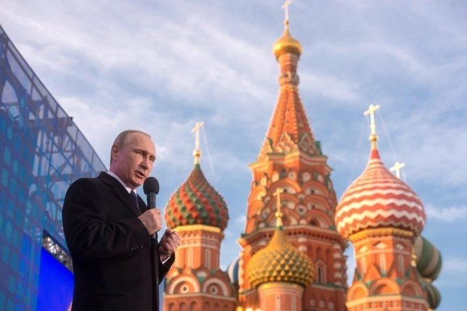 Explore Moscow from tzars to Mr. Putin: its rise, glory and enigmatic Soul