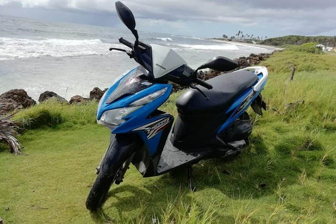 Motorcycle for 2 people - 5 days rental