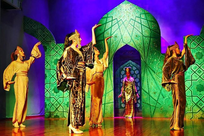 """El-Merosi"" - Theater Of Historical Costume"