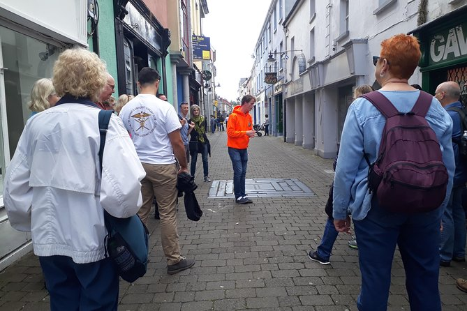 Welcome to Ennis Walking Tour with Irish Cultural Experience