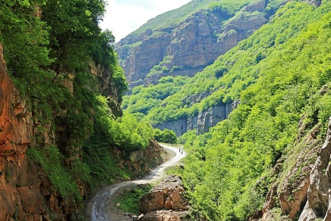 Quba - Enjoy green nature and beautiful waterfalls for 1 day