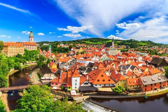 One-day private guided trip to Cesky Krumlov from Prague with Mike