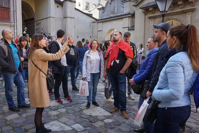 Secrets of Lviv's courtyards