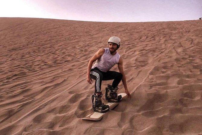 Death Valley Sandboard Tour