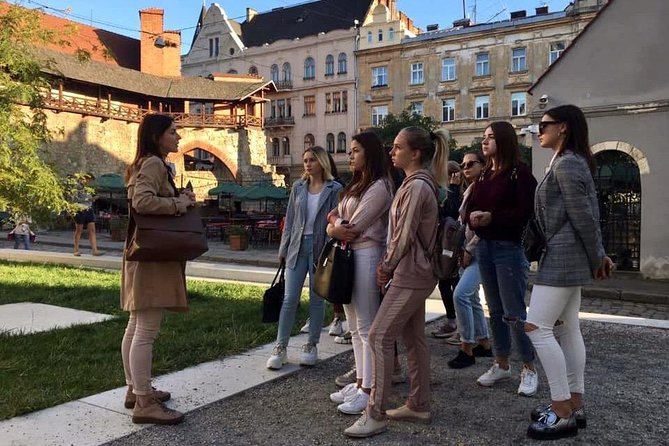Historical walk in Old Town