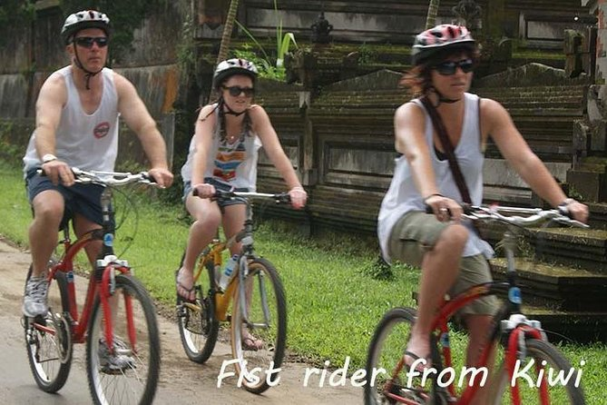 Bali Countryside Cycling Tour - Sharing Transport