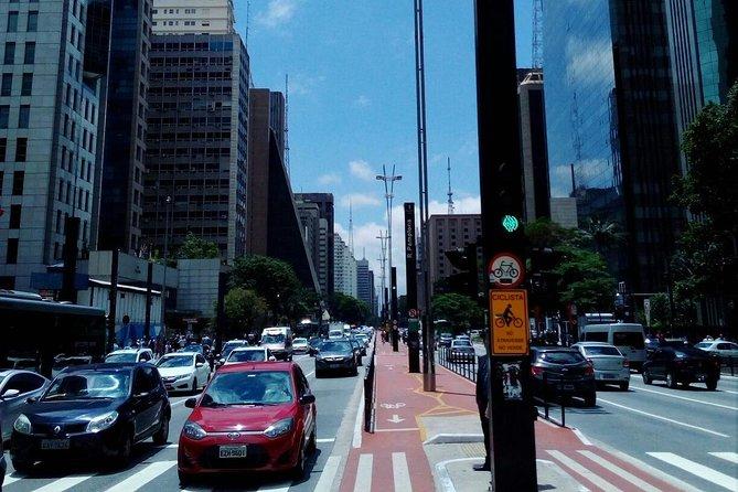 Walking Tour of the Paulista Avenue