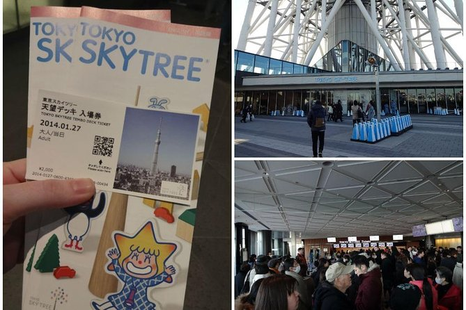 Tokyo Skytree Admission Ticket photo 7