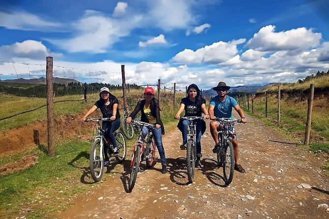 Saqsaywaman-Cusco bike ride
