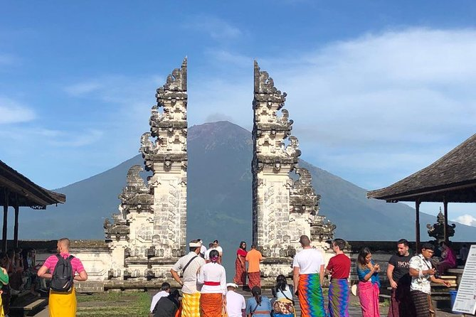 Lempuyang Gate of Heaven and East Bali Tour