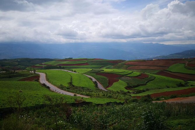 2-Days Dongchuan Red Land Photography Private Tour from Kunming