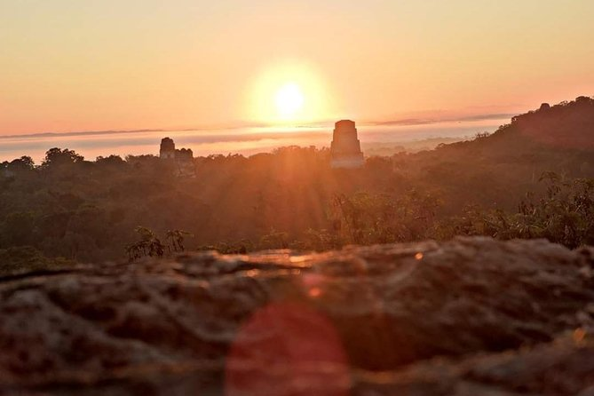 Tikal Extended Sunrise Tour From Flores-El Remate