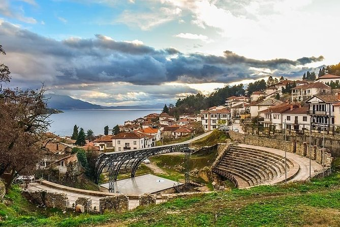 One Day Private Trip: Create Unforgettable Memories in Ohrid from Skopje