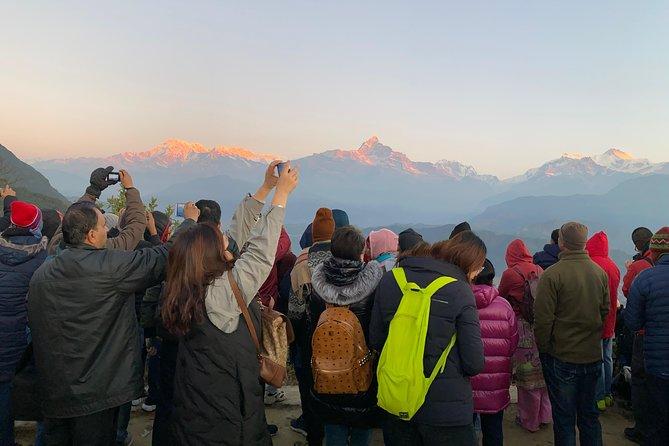 Sarangkot sunriseTibetan Cultural Tour to Tibetan Settlements Pokhara