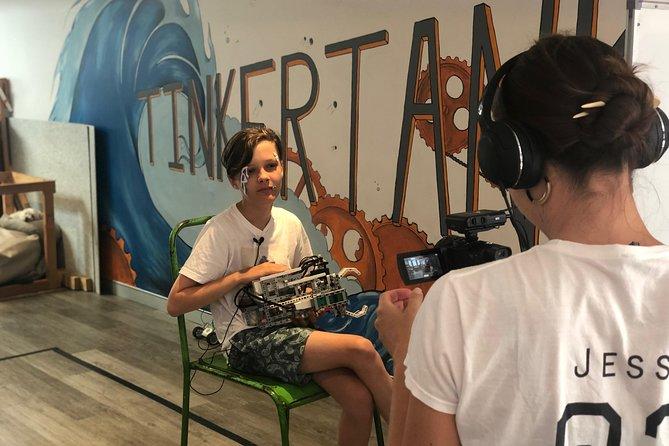 TinkerTank - Saturday STEAM drop in Sessions!