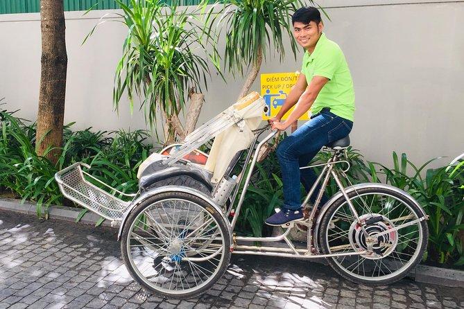 3 Hour Pedicab City Tour Nha Trang