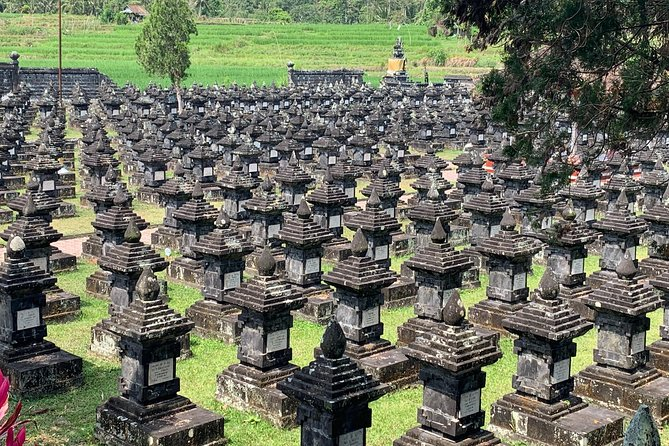 1 DAY Jati Rui Rice Terrace & Taman Ayun Temple Private Tour 12 hours / Ulundanu Bratan Temple & Bratan Lake & Bali Botanical Garden / English and Japanese driver included