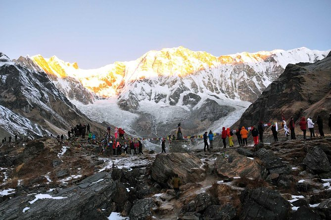 Annapurna Base Camp Trekking -14 Days