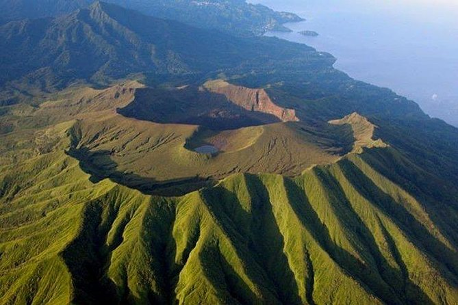 Vincy Soufrière Volcano Full-Day Tour from Kingstown