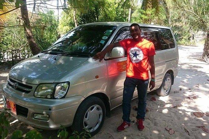 Airport Pick-up Transfer To any Hotel In Zanzibar