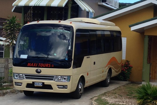 Montego Bay (MBJ) Airport Private Transfer to Iberostar Rosehall Resorts