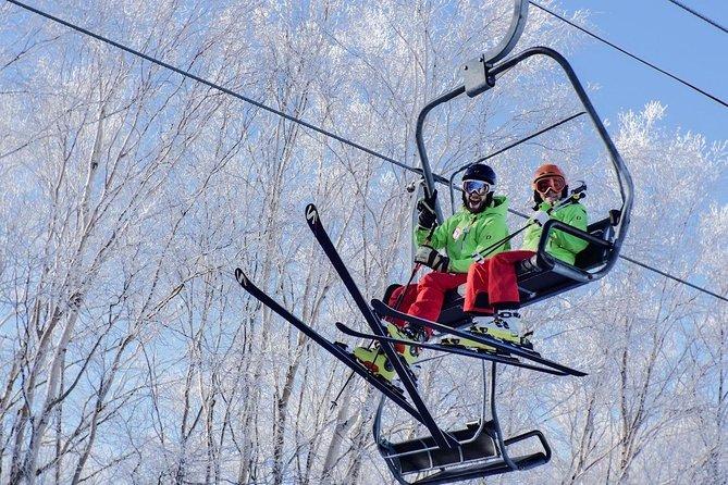 Full-Day Shigakogen Ski-Lift Pass and Ryokan Stay in Nagano