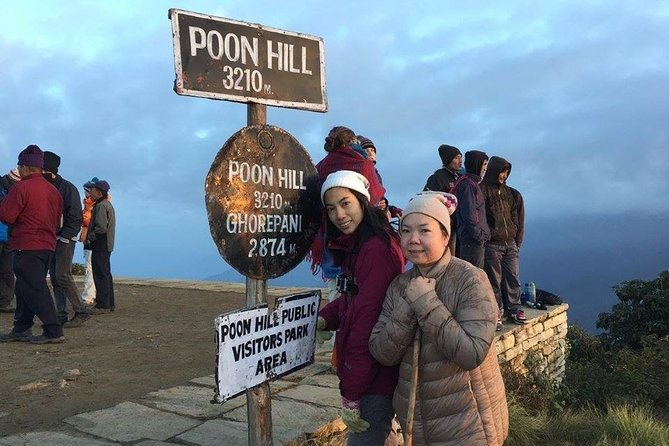 10 Days Luxury Ghorepani Poonhill Trek