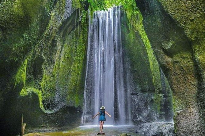 Full Day : Bali TUKAD CEPUNG Waterfall & Gates of HEAVEN at Lempuyang Temple