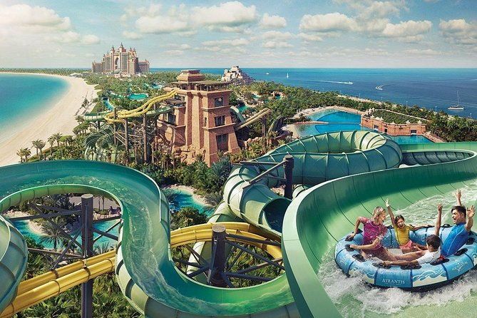 Aquaventure & Lost Chamber Full Day Water Park Tickets