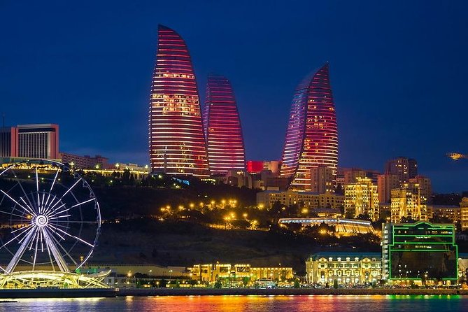 Baku City Tour (Walking Tour)