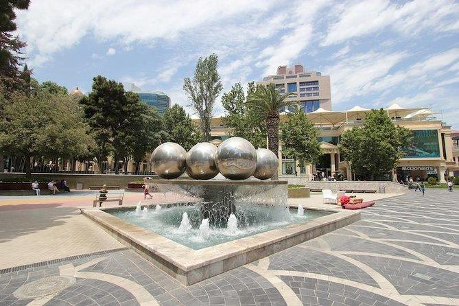 Baku City Tour (Walking Tour)