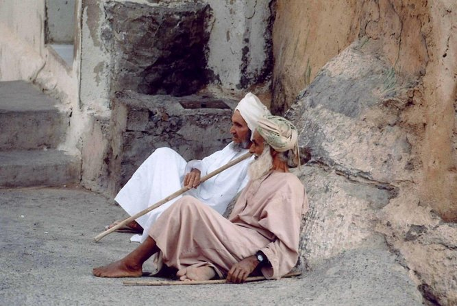 Nizwa. Hambra. Grand Canyon Oman photo 1