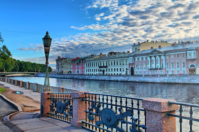St. Petersburg Full Day 12-hours Flexible Tour with Private Guide and Driver