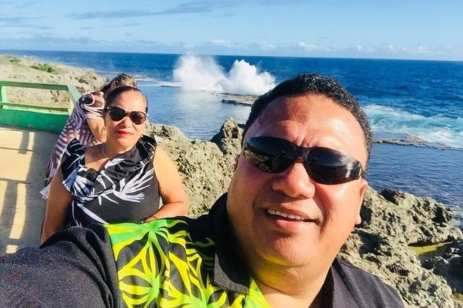 Solo Traveller Tonga 4 Hour Island Tour