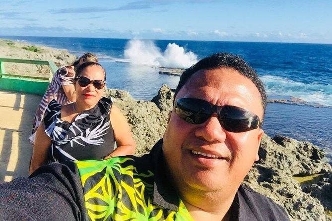 Solo Traveller Tonga 4 Hour Island Tour