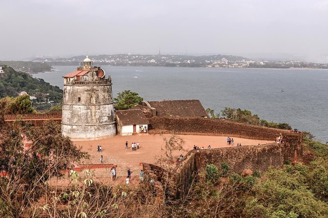 Churches and Convents Of Goa Private Tour with Pickup