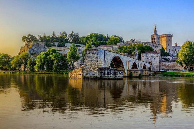 Ultra - Private Transfer from Marseille City Centre to Avignon